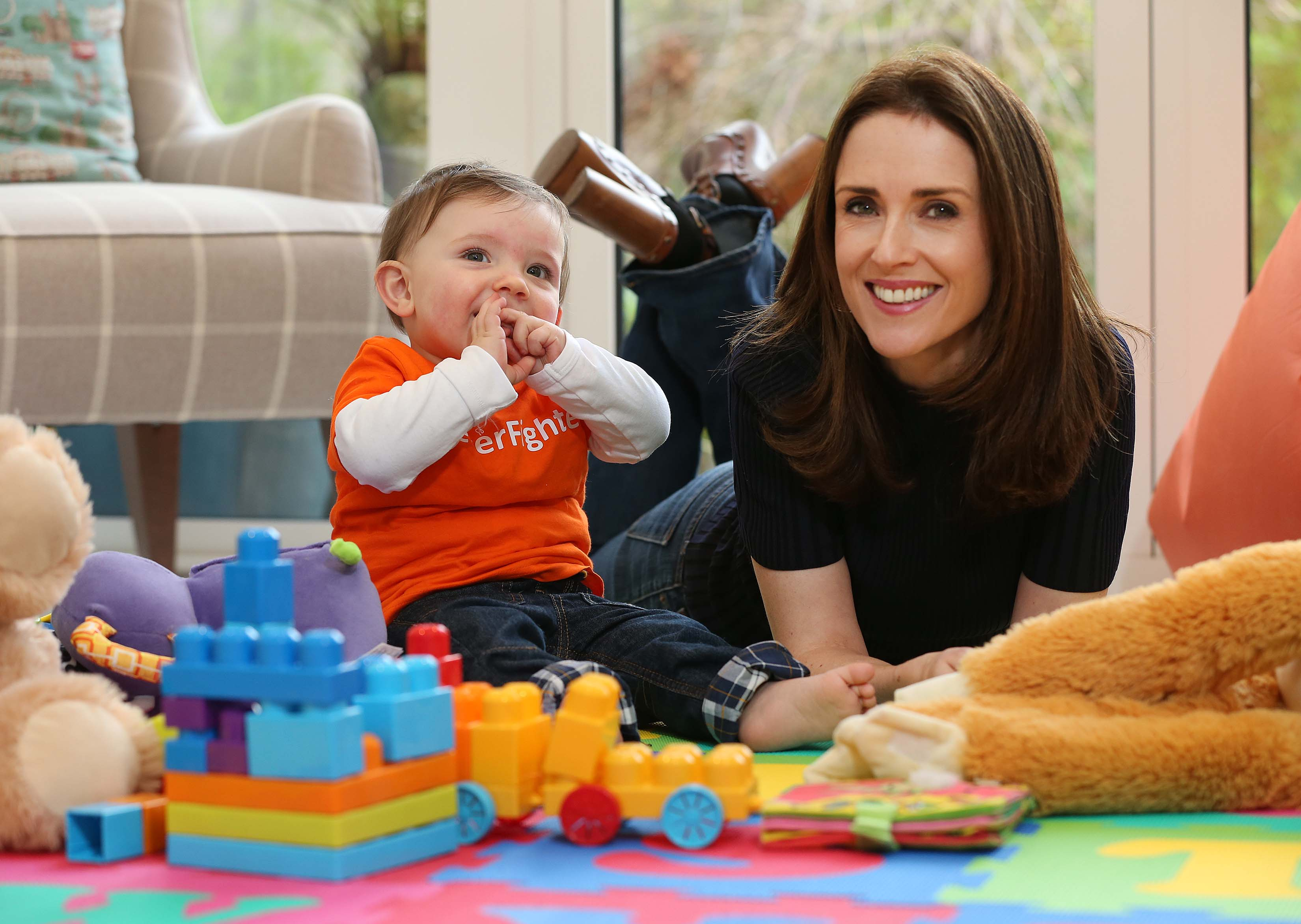 research from Nurofen for Children as part of their #FeverFighters campaign around fever and new parents. As part of this, Maia Dunphy, along with some of Ireland's leading experts in the areas of nutrition, sleep and medication created educational videos providing tips for new parents.